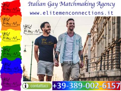 Élite. Agenzia Matrimoniale Gay e di incontri seri per uomini omosessuali
