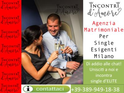 Conoscere uomini ricchi benestanti Milano