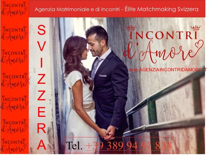 Agenzia Matrimoniale e di Incontri d'Élite Svizzera