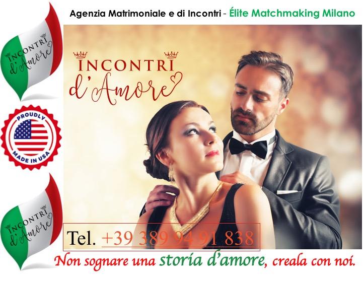 Agenzia Matrimoniale e di incontri gratis a Milano