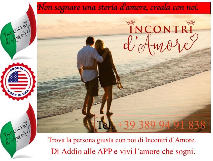 Agenzia matrimoniale d'élite  Incontri d'Amore di Milano.